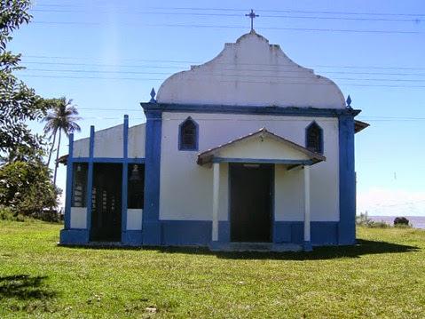 Igreja de Nossa Senhora do Rosario, Salvaterra - Parà