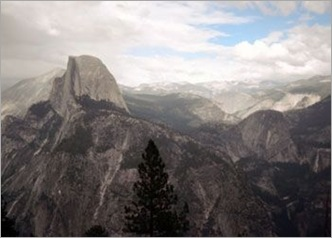 Half Dome - Yosemite National Park 01