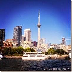 Toronto-water