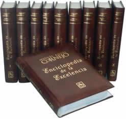 ENCICLOPEDIA DE LA EXCELENCIA, Miguel Angel Cornejo [ Libro ] – Estrategias y secretos para alcanzar la excelencia, fuerza fundamental detrás del éxito