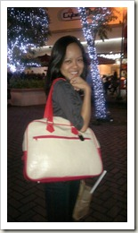 my newest bag from Alwin