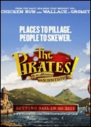 The Pirates - In an Adventure with Scientists - poster
