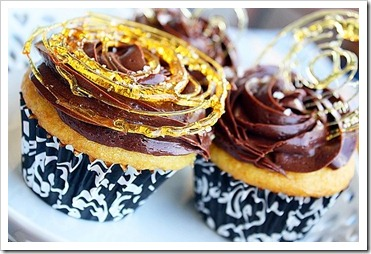 Sea Salt Caramel Cupcakes