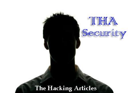 Anonymity THA
