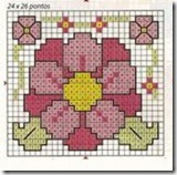 Ponto Cruz-Cross Stitch-Punto Cruz-Punto Croce-Point de Croix-280