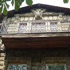Мезонин с балконом дома И.Ф. Бартенева в Николаеве