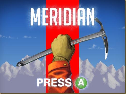 Meridianタイトル