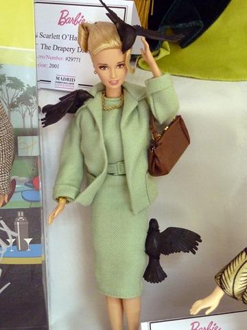 Madrid Fashion Doll Show - Barbie Tippi Hedren