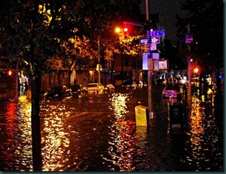 Hurricane Sandy Manhattan 2