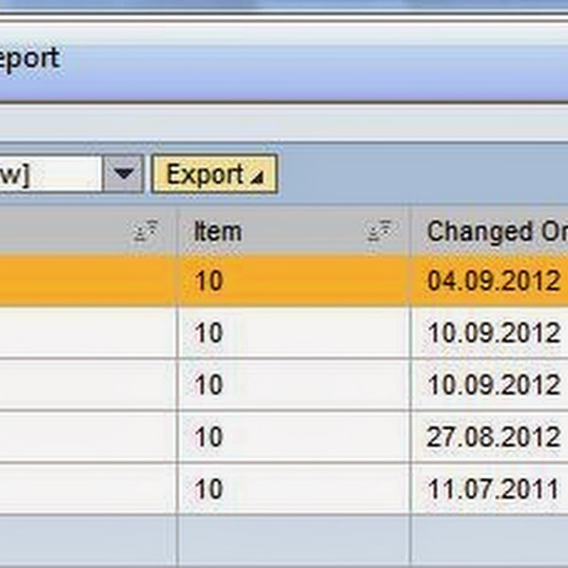 Changing header text of column–ALV report