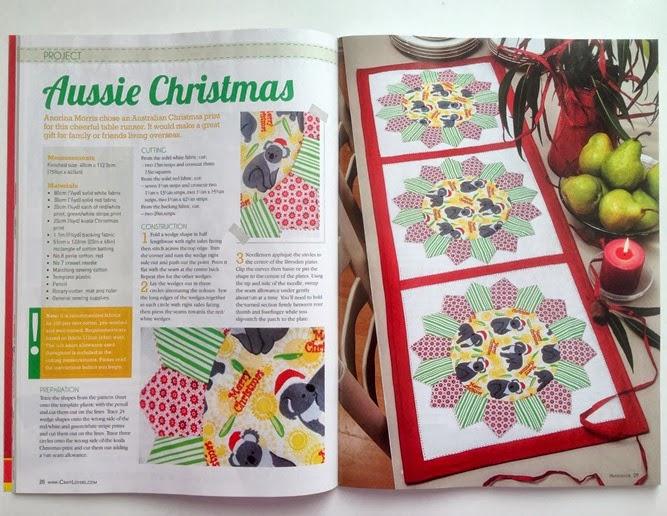 Aussie Christmas - Handmade
