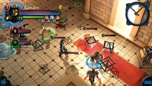 dungeon hunter alliance cheats, dungeon hunter alliance walkthrough