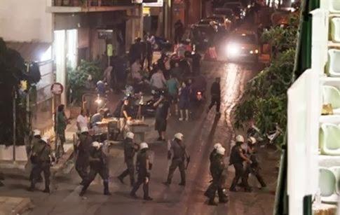 Δολοφονική επίθεση σε βαν της Nova