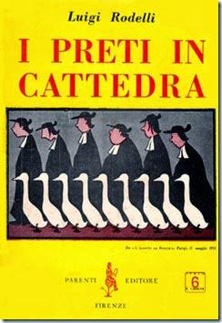 Preti in cattedra di Luigi Rodelli 1958