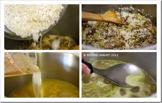 GOTO (FILIPINO BEEF CONGEE) STEP9-12© BUSOG! SARAP! 2011