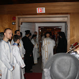 Grand Opening Weekend - March 16-18, 2012 - Greeting and Vesting Bishops