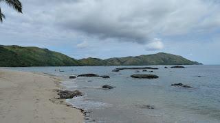 Yalombi Bay, Waya.