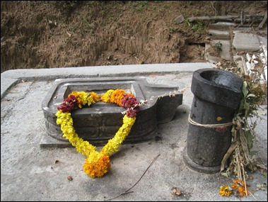 Roadside Hindu Shrine