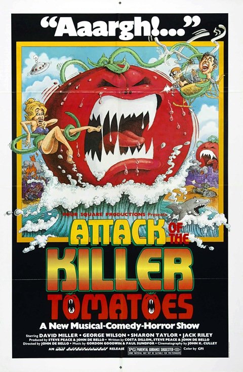 Attack Of Killer Tomatoes 01