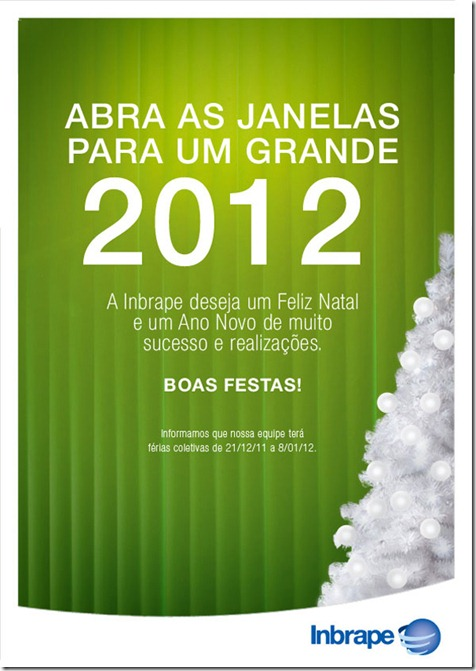 email Natal 2011