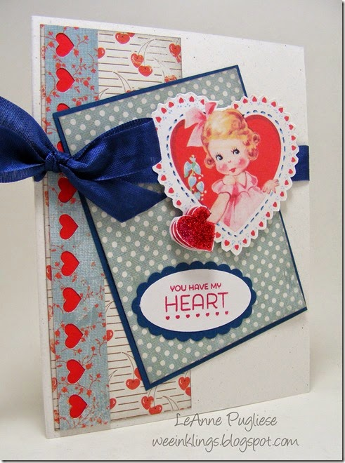 LeAnne Pugliese WeeInklings Crafty Secrets Valentine