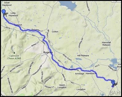 map Gt Heywood