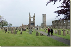 St Andrews Cathedral and Cemetery (Small)