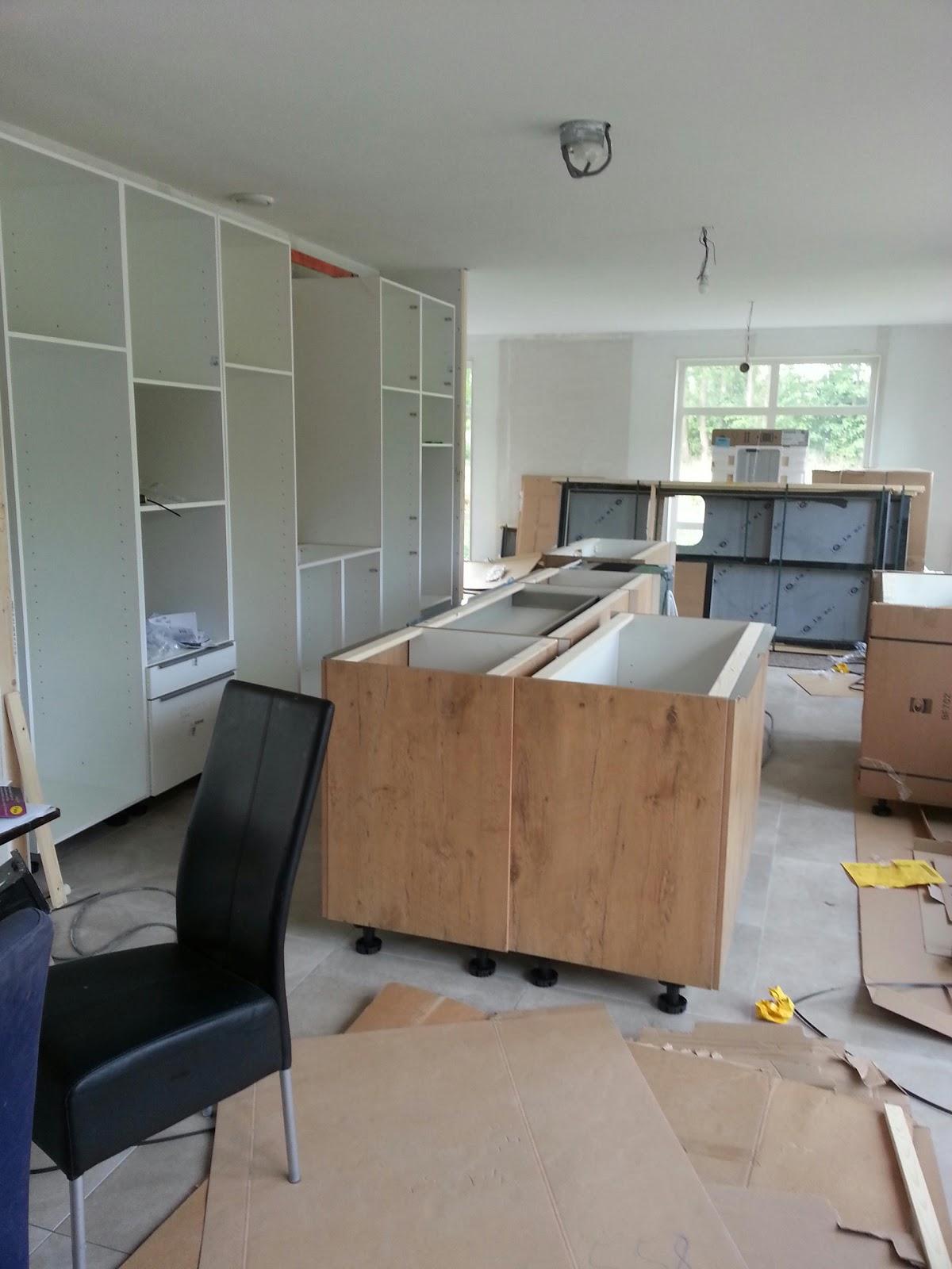 Eigen huis bouwen for Zelf keuken samenstellen