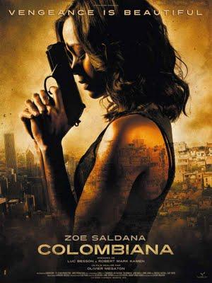 Ver Colombiana (2011) Online