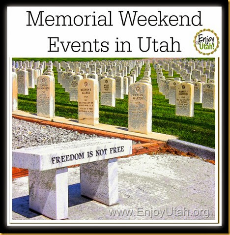 Memorial Weekend Events