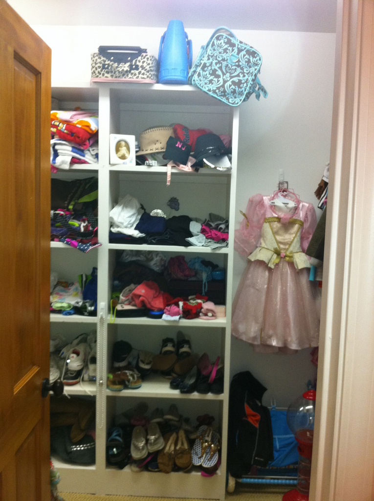Little Girls Closet 1of12