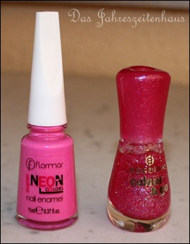 Pinker Hibiskus 8