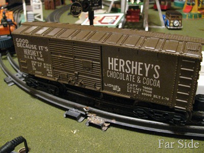 The Chocolate Car