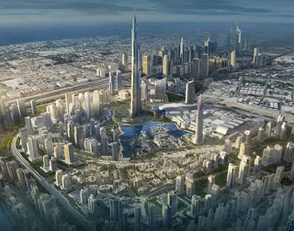5- A Maior Construção do Mundo