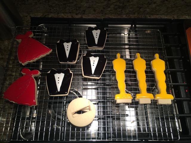 Oscar Night Auction Cookies 032