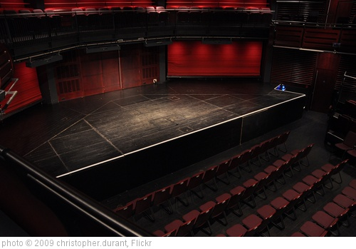 'TSG Hall 2 Empty Stage 1' photo (c) 2009, christopher.durant - license: http://creativecommons.org/licenses/by/2.0/