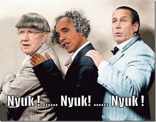 2014 Three Stooges