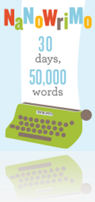 NaNoWriMo Badge (cropped)