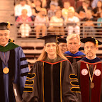 Governor Beebe receives honorary Doctorate from UAMS
