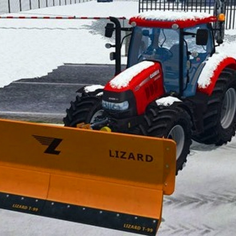 Farming simulator 2015 - Snow Removal v 2.0
