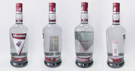 Vodka Medved
