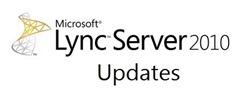 Lync Updates