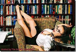 2012 Romantic Suspense Reading Challenge