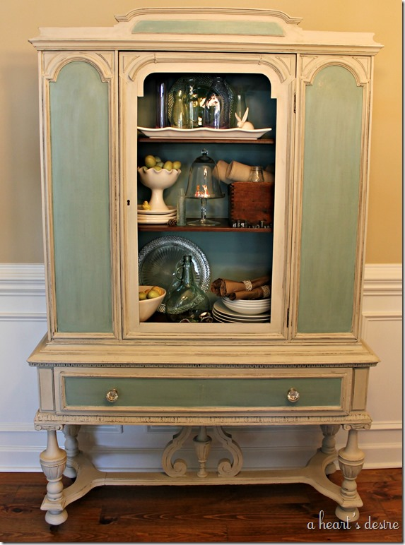 Finished China Cabinet