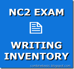 NC2 inventory