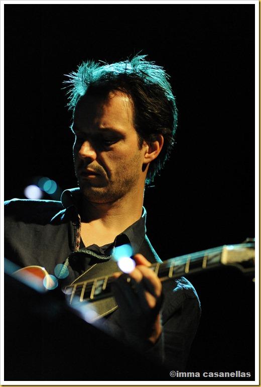 Jesse Van Ruller, Barcelona 2012