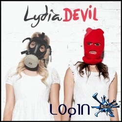 Capa do CD Lydia - Devil