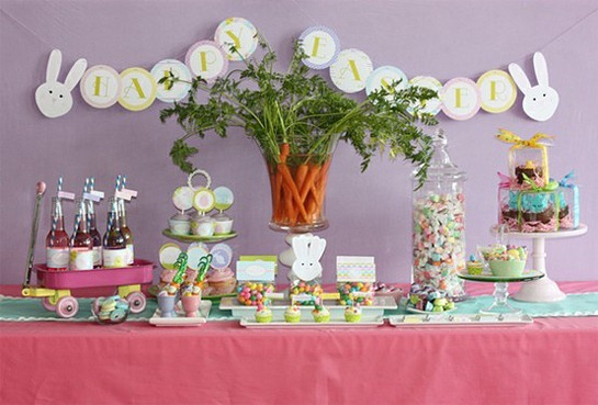 Easter Centerpieces 2