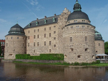 OEREBRO CASTLE SWEDEN