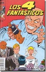 P00072 - Los 4 Fantásticos v1 #71